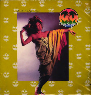 ANGELA CARRASCO –  Dama del Caribe (vinilo sellado)