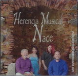 HERENCIA MUSICAL: Nace