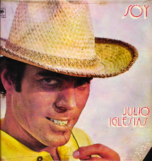 JULIO IGLESIAS - Soy (vinilo sellado / cut out)
