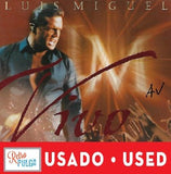 LUIS MIGUEL - Vivo (cd usado)*