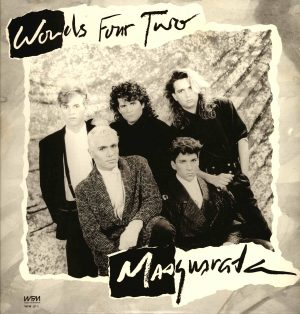 WORDS FOUR TWO - Masquarada