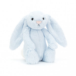 Load image into Gallery viewer, Bashful Blue Bunny JellyCat