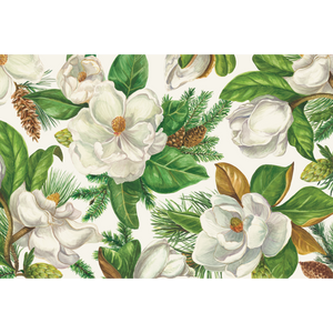 Load image into Gallery viewer, Magnolia Blooms Placemat