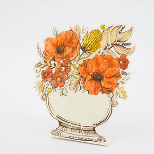 Load image into Gallery viewer, Autumn Arrangement Place Card