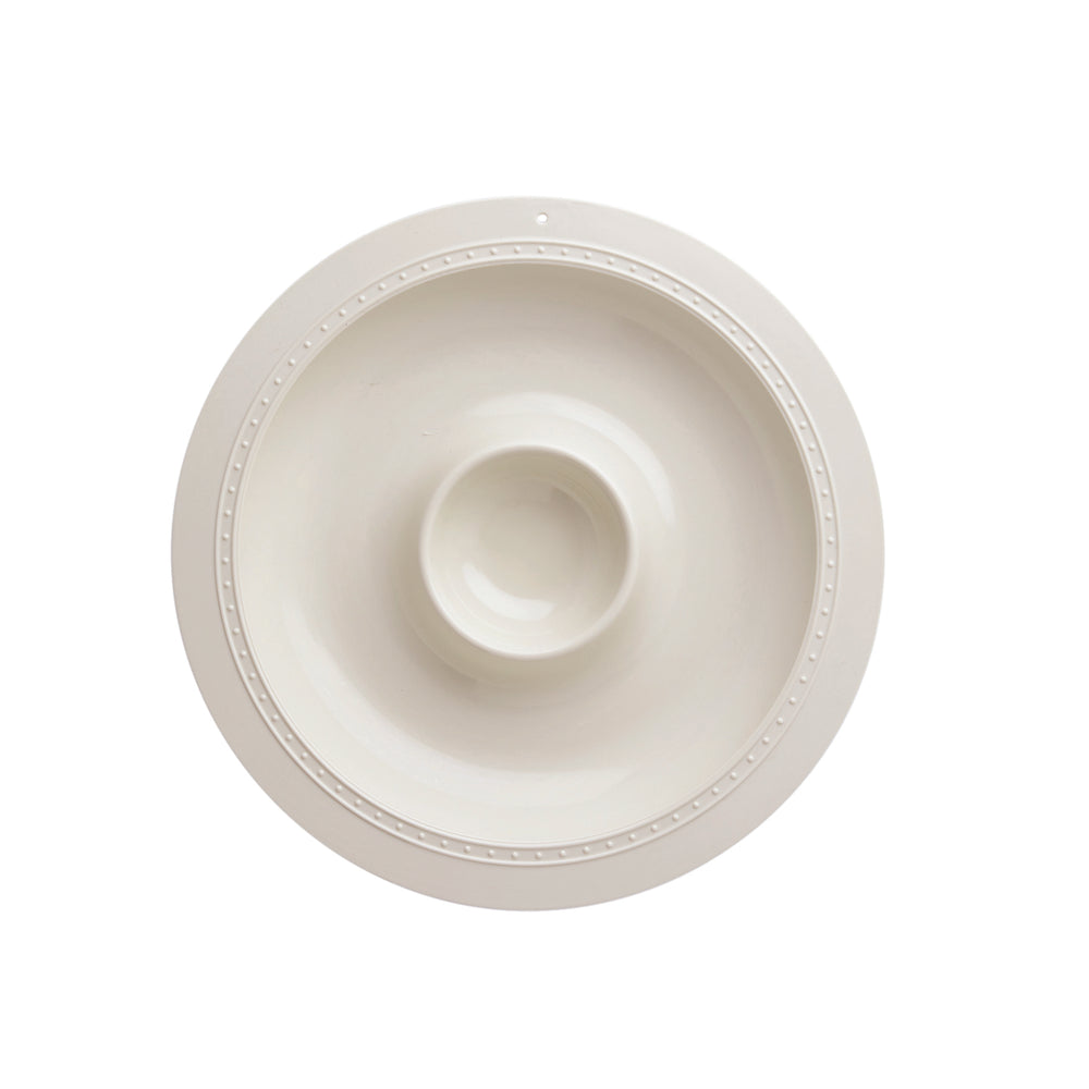 Melamine Chip and Dip Platter
