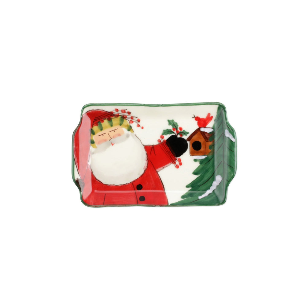 OLD ST. NICK 2020 LIMITED EDITION SMALL RECTANGULAR PLATE
