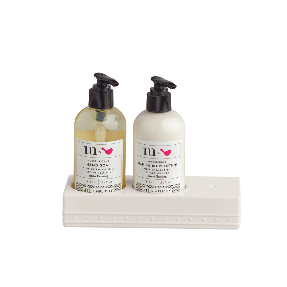 Melamine Soap and Lotion set