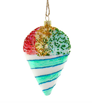 Snow Cone Ornament