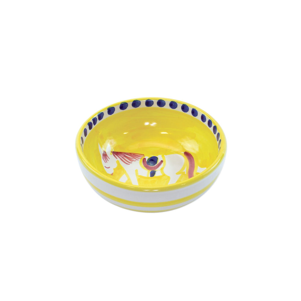 VIETRI Olive Oil Bowl - Cavallo