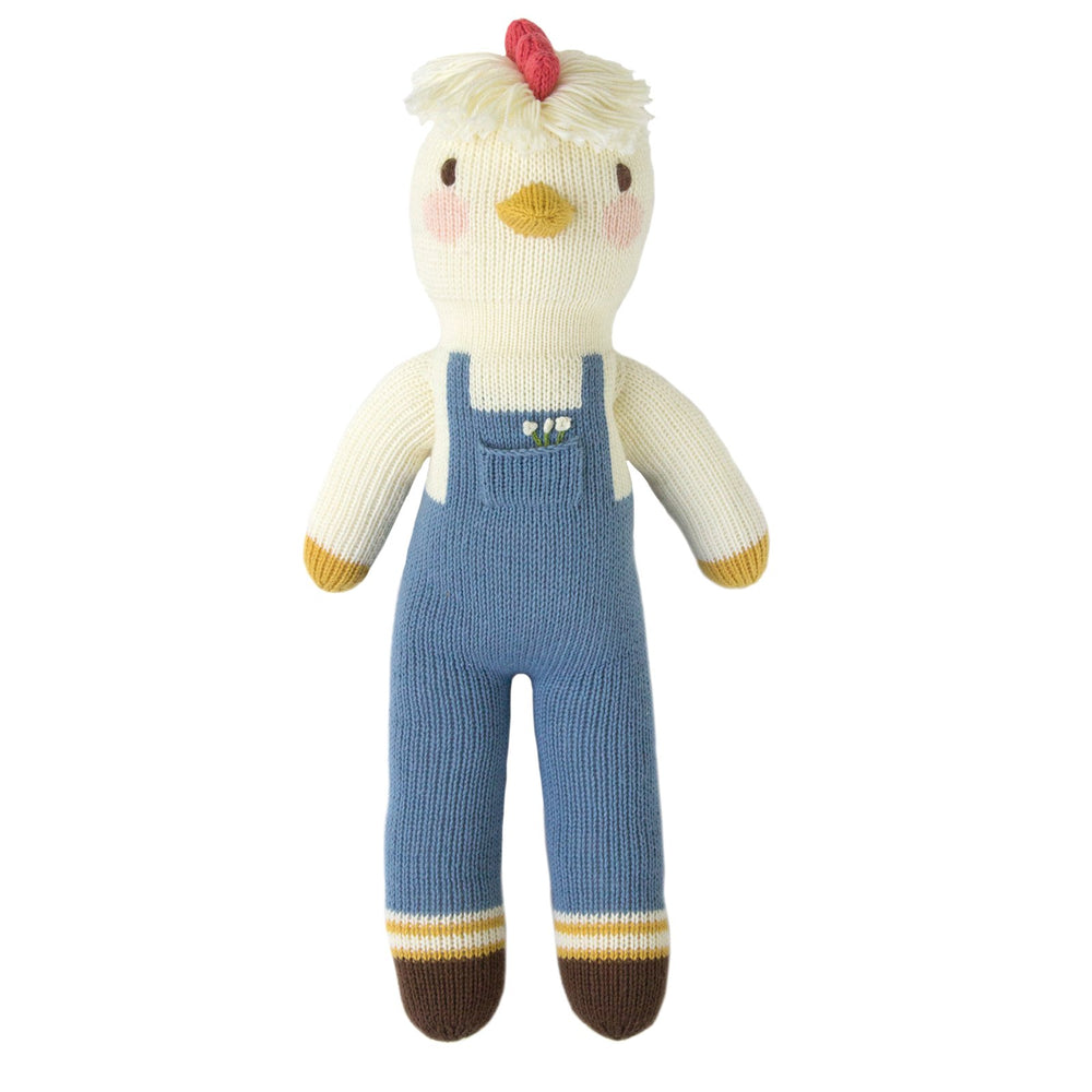 Benedict the Chicken Doll
