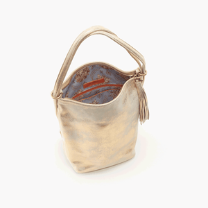 Hobo - Blaze Bucket Backpack - Distressed Gold