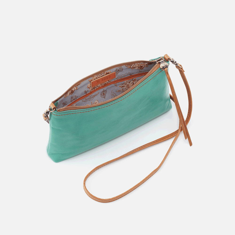 Load image into Gallery viewer, Hobo - Darcy Convertible Crossbody Clutch - Seafoam