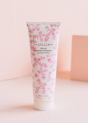 Load image into Gallery viewer, Lollia Relax Perfumed Shower Gel