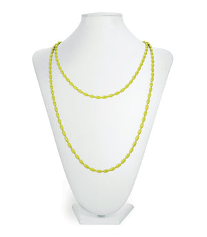 Charleston Rice Bead Necklace