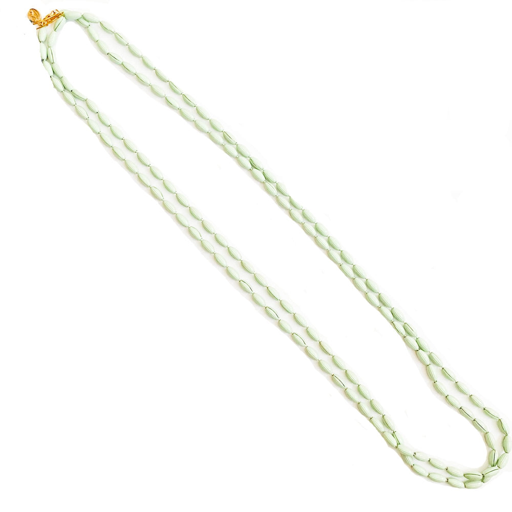 Load image into Gallery viewer, Charleston Rice Bead Necklace