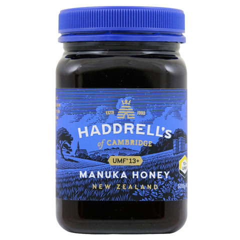 Haddrell's of Cambridge Manuka Honey UMF® 13+