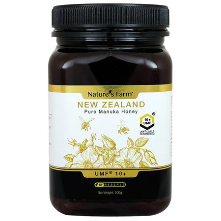 Nature's Farm® Manuka Honey UMF 10+
