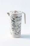 Disney Sketchbook Bamboo Mickey Pitcher