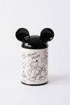 Mickey Sketchbook Cookie Jar