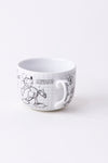 Mickey Sketchbook Soup Mug 29 oz, S/4
