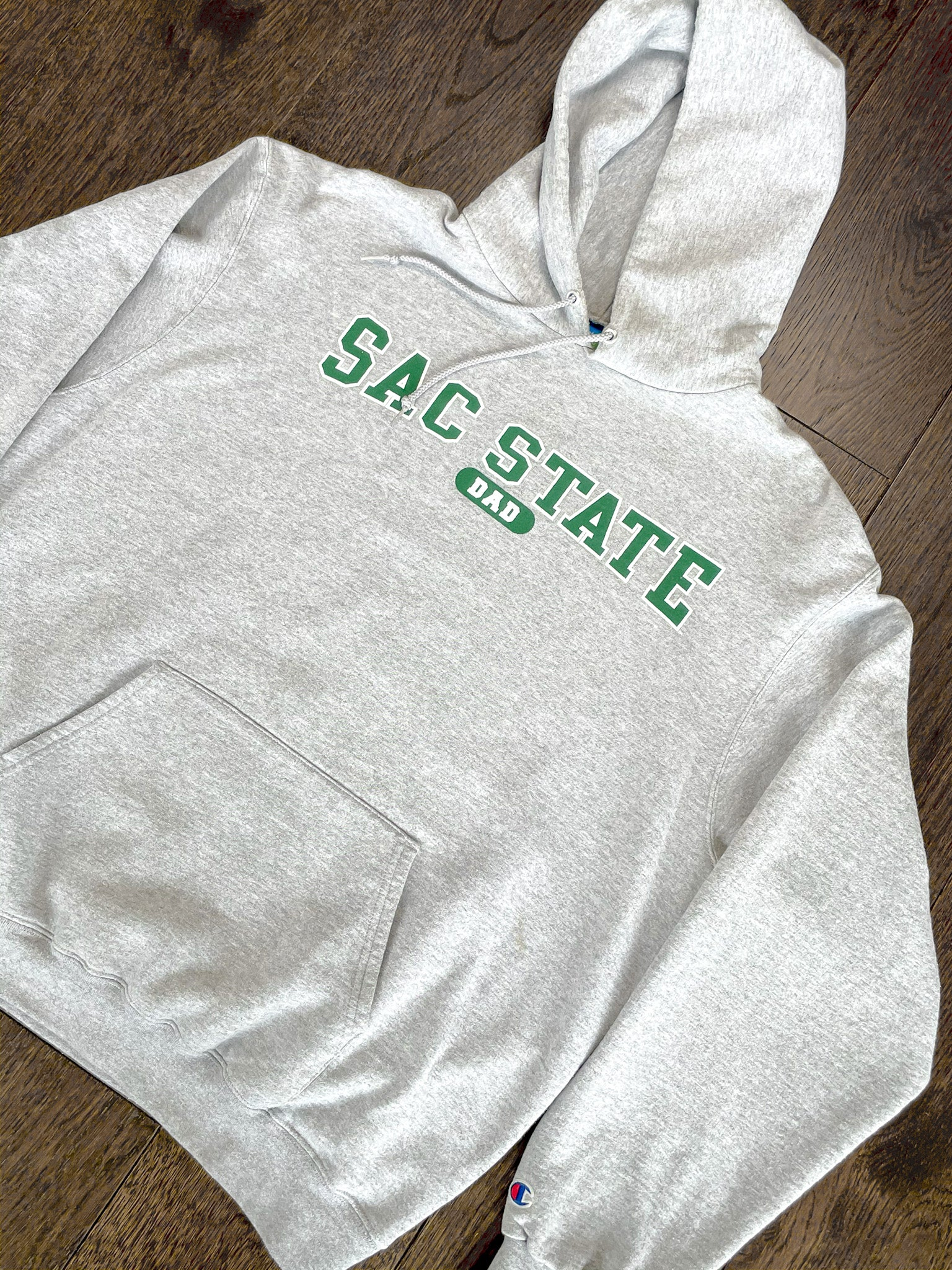 SAC STATE DAD COLLEGE HOODIE (XL)