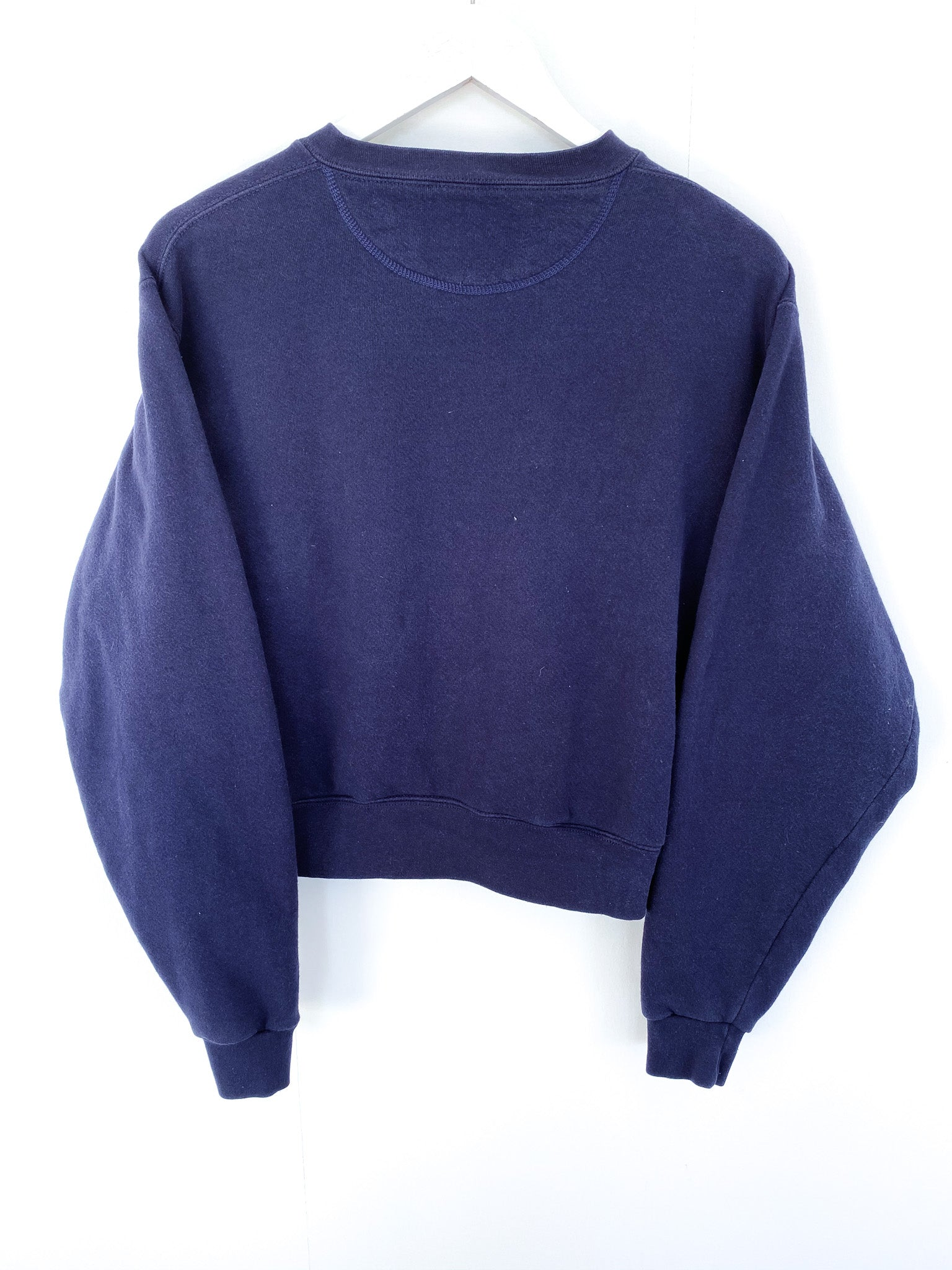 AIRFORCE CREWNECK CROP (S)