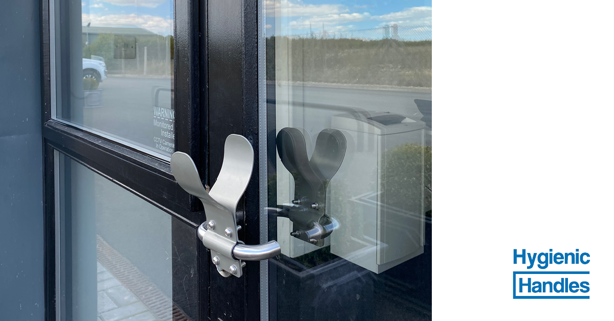 Solent Rib Charter install hands free door openers to protect clients and staff