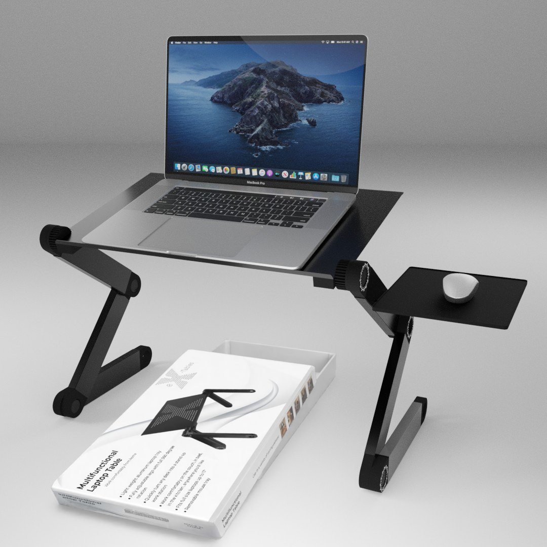eX-Tables™ - Folding Laptop Table