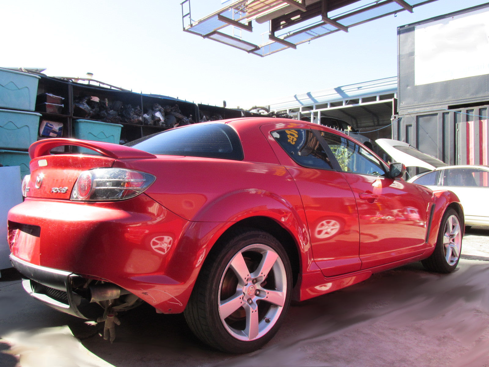 2004 Mazda RX8 A/T 4 Ports 1.3L Renesis - Ap1 Project Picture Gallery