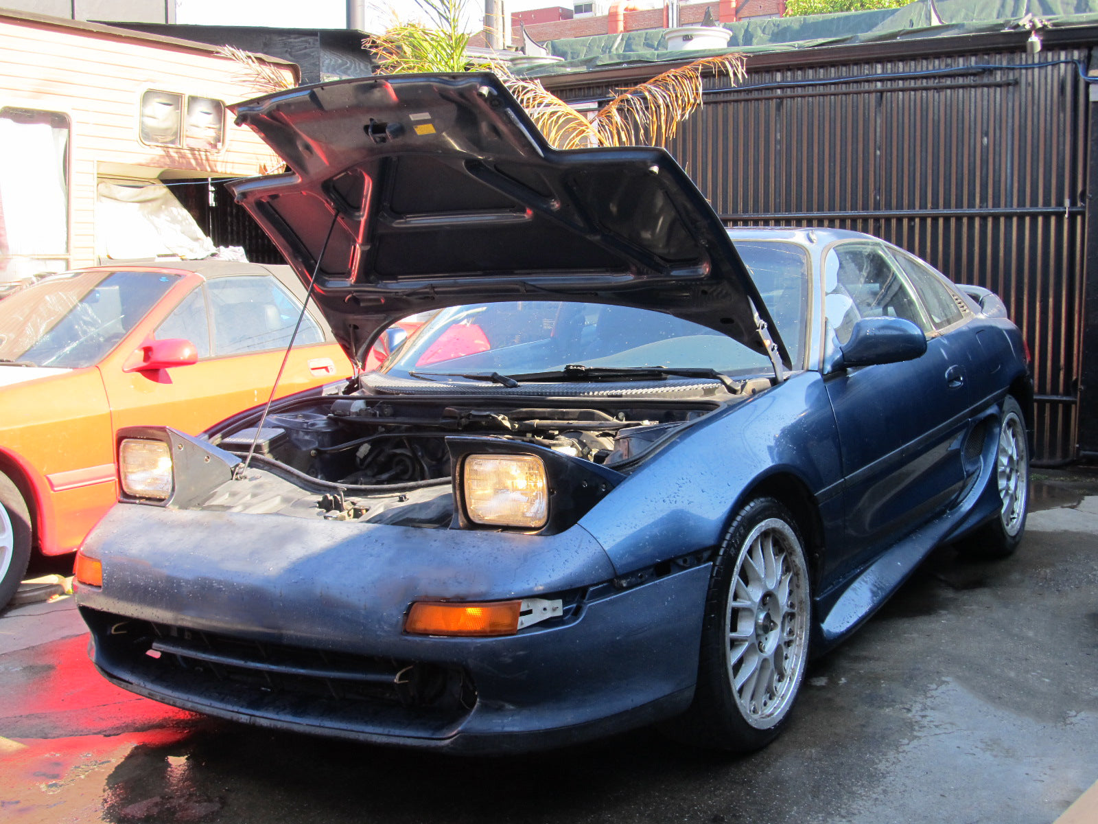 91 MR2 N/A A/T - 5SFE 2.2L Project Gallery
