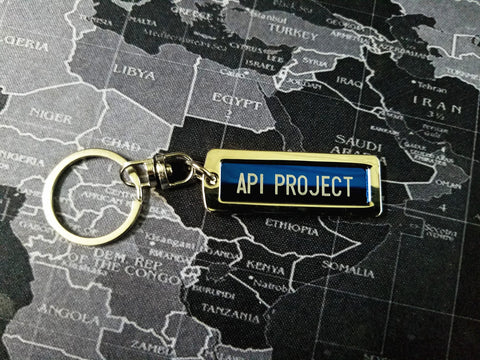 AP1 Project Key Chain
