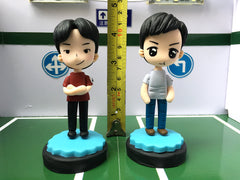 AP1 Character Cartoon Model Figures CK VS MC