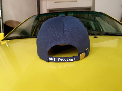 AP1 Project Cap - Navy Blue