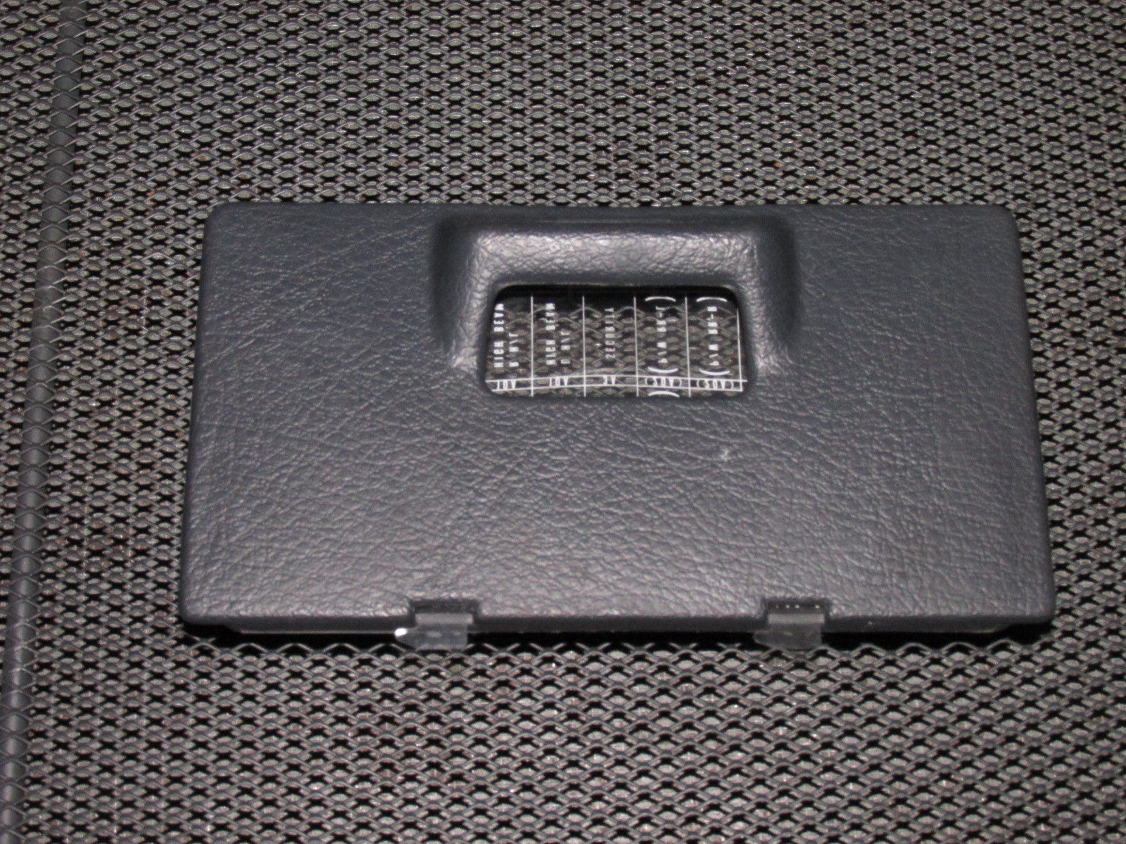 IMG_0046?v=1412302171 96 97 98 99 00 honda civic oem interior fuse box cover 99 civic fuse box diagram at n-0.co