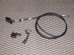 94 95 96 97 Mazda Miata OEM Hood Release Cable & Switch