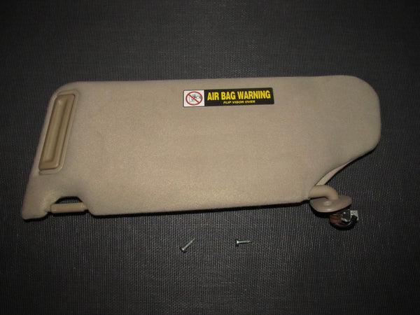 \01 02 03 Acura CL OEM Sun Visor - Right