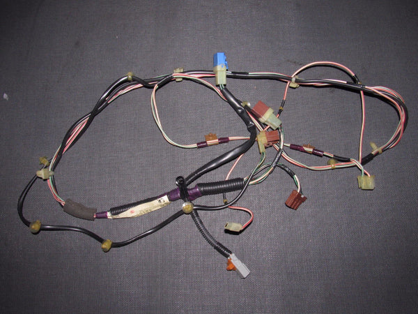 94-01 Acura Integra OEM Coupe Headliner Sunroof Motor & Map Lamp Light Wiring Harness