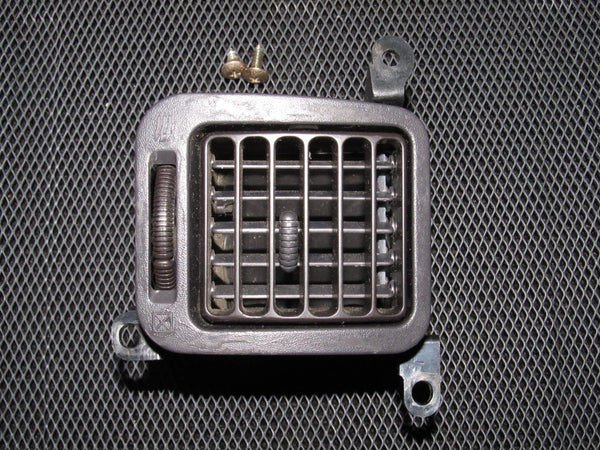 91-93 Dodge Stealth OEM Dark Gray Dash Heater AC Louver - Driver Side - Left