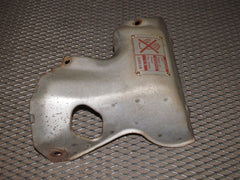 91 92 93 94 95 Toyota MR2 2.2L OEM Exhaust Manifold Heat Shield
