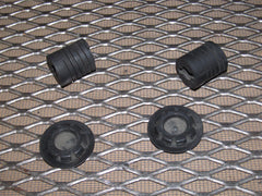 91 92 93 94 95 Toyota MR2 OEM Engine Bay Cover Rubber Stopper & Cap