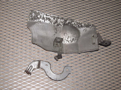 87 88 89 Nissan 300zx OEM Brake Master Cylinder Heat Shield - NA