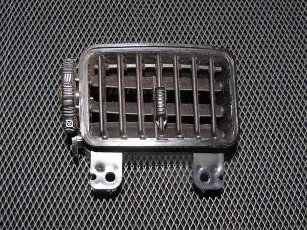 93-94 Mitsubishi Eclipse OEM Black Dash Heater AC Louver Vent - Driver Side - Left