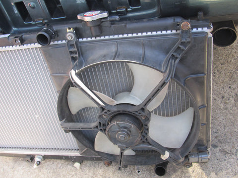 97 98 99 00 01 Honda Prelude OEM A/C Condenser Fan - Right
