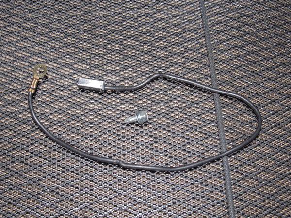Awesome 97 98 99 Mitsubishi Eclipse Oem M T Ground Wiring Harness Wiring 101 Orsalhahutechinfo