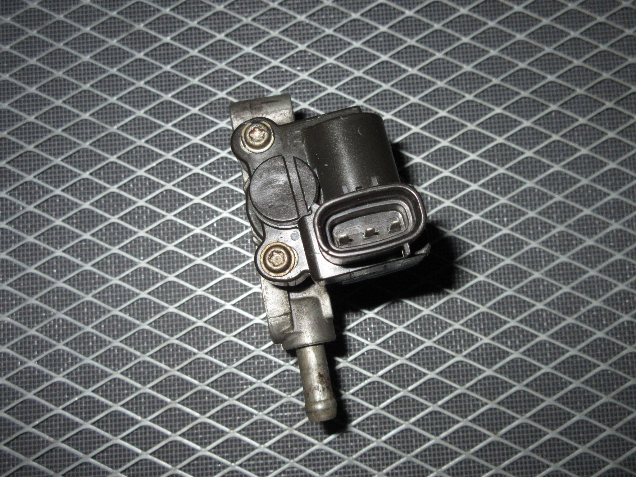 Jdm 98 99 00 01 02 Honda Accord None Ulev F23a Idle Air Control 1999 Black Valve Iacv