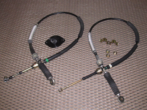 91 92 93 94 95 Toyota MR2 2.2 OEM M/T Shifter Cable Set