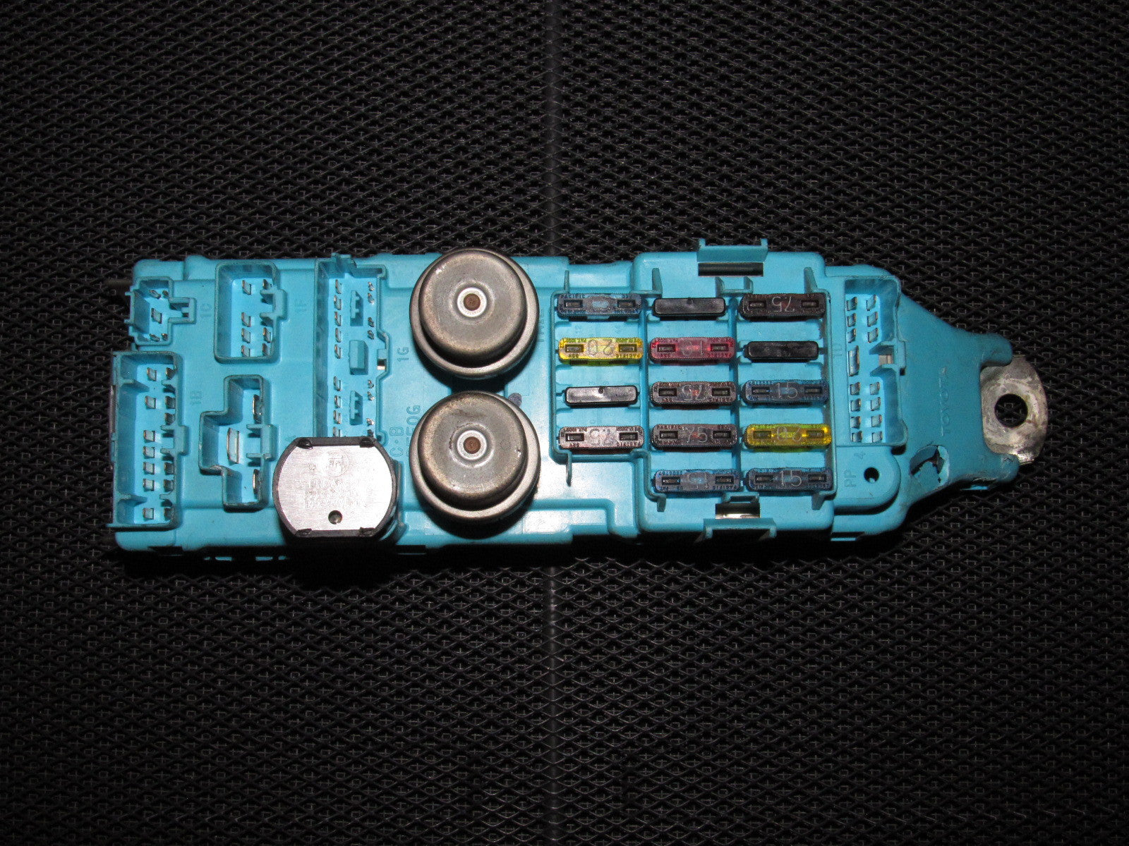 87 Toyota Supra Fuse Box - Circuit Connection Diagram •