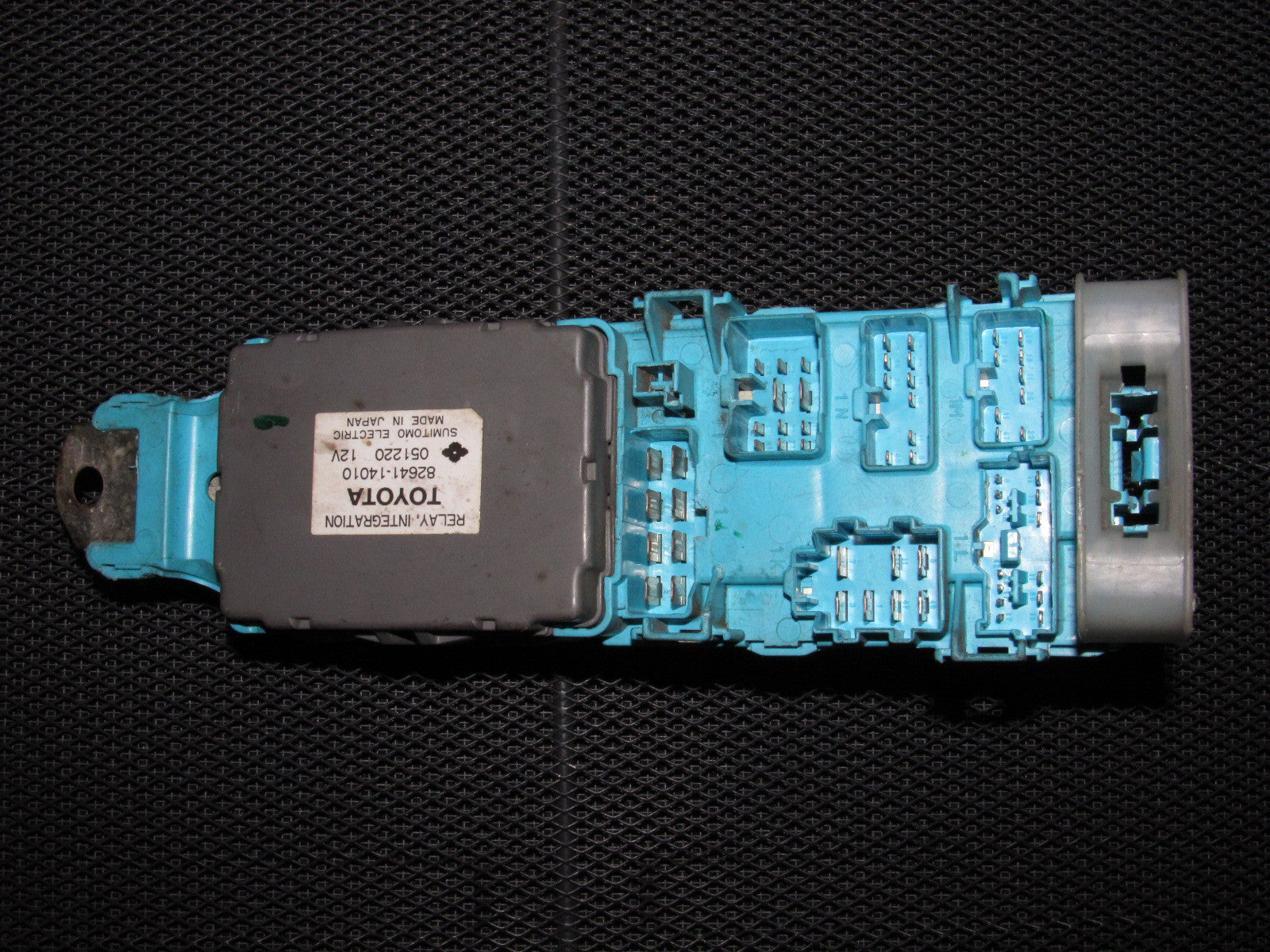 86 87 88 Toyota Supra Oem Turbo Interior Fuse Box 1992 Subaru Svx Diagram