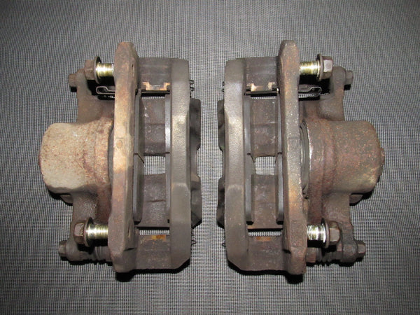 01 02 03 Acura CL OEM Type-S J32A2 Front Brake Caliper Set