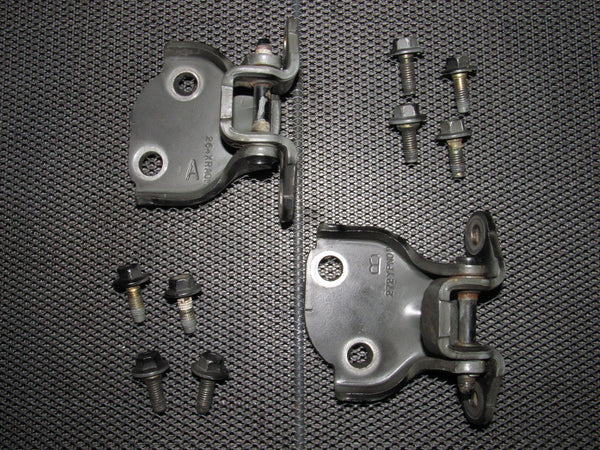 01 02 03 Acura CL OEM Door Hinges Set - Right